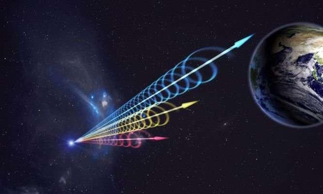 Astronomlar uzayın derinliklerinden tekrar ederek gelen 8 sinyal buldu