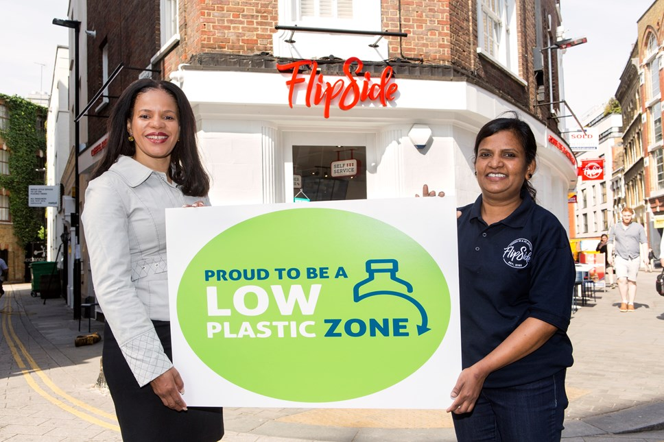 Islington Council launches bid to create London's first Low Plastic Zone