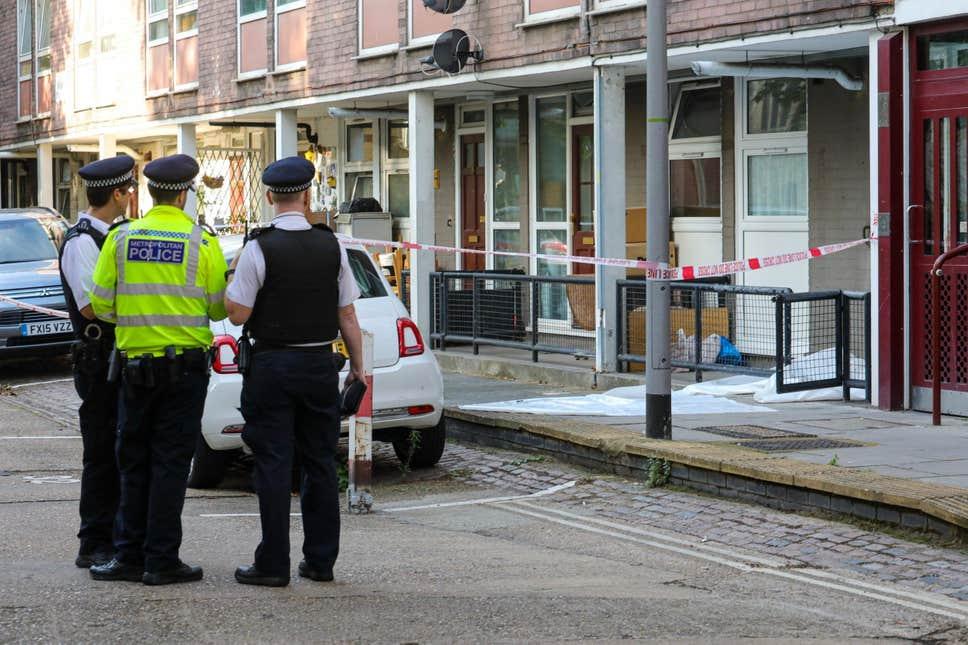 16-year-old boy murdered in Camden