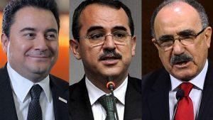 AKP'nin ağır topları bir bir ayrılıyor