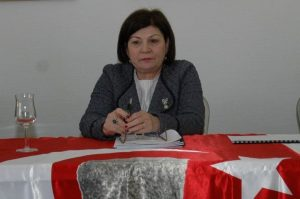 Jale Özer on the 97th anniversary of the 30th of August