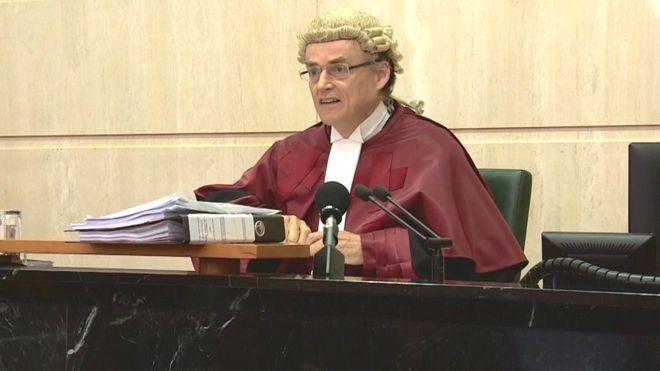 Judge refuses to temporary halt the parliament suspension