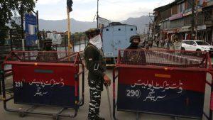 Hindistan yönetimi Keşmir'in statüsünü değiştirmeye hazırlanıyor
