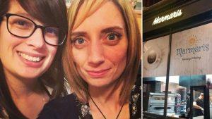 Türk dönercide lezbiyen çifte nefret suçu