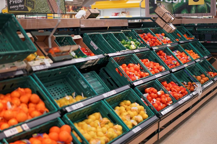 Anlaşmasız Brexit gıda darlığı yaşatacak