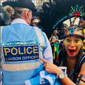12,400 police officers on duty for Notting Hill Carnival