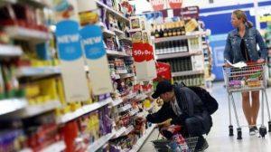 İngiltere'de perakende satışlar yüzde 0.2 yükseldi