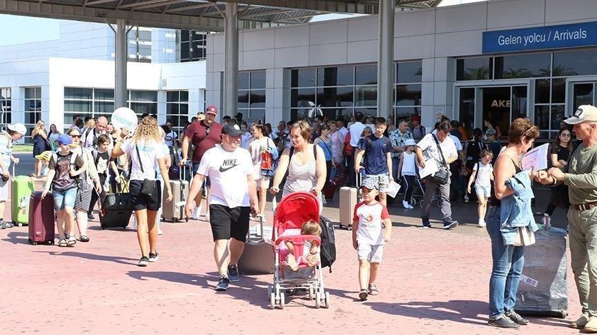 Türkiye bu yıl turizimde rekorkırıyor