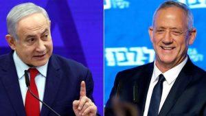 İsrail seçimleri: Netanyahu'nun büyük koalisyon teklifini rakibi reddetti