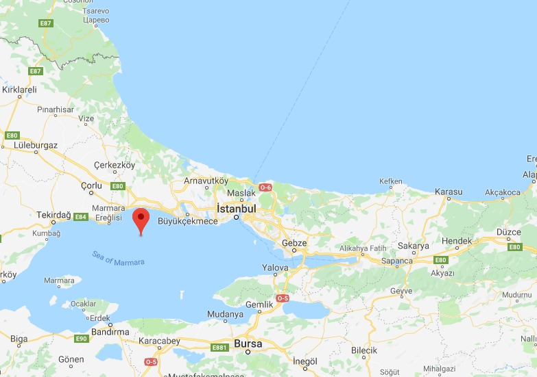 İstanbul'da korkutan deprem: Büyüklüğü AFAD'a göre 5,8; Kandilli'ye göre 5,7