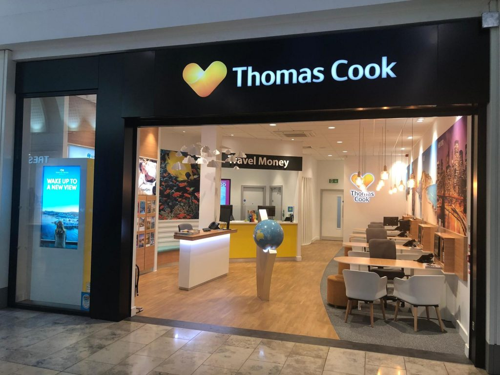40% of Thomas Cook holidaymakers are back in UK