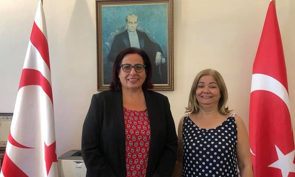 TRNC Education and Cultural Attache Gülgün Özçelik has retired