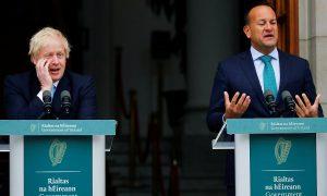 İngiltere ve İrlanda Brexit anlanlaşması için masaya oturdu