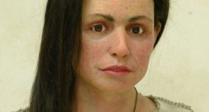 Araştırmacılar 7500 yıl önce yaşamış bir Anadolu kadınının yüzünü modelledi