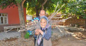 3 padişah, 12 cumhurbaşkanı, 33 başbakan gören 110 yaşındaki Fatma nine Atatürk'ü anlattı