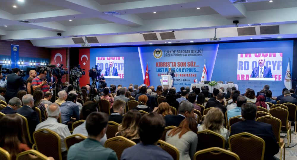 'Kıbrıs'ta Son Söz' konferansının sonuç bilgisi yayımlandı