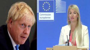 AB: Anlaşmasız Brexit ihtimali giderek artıyor