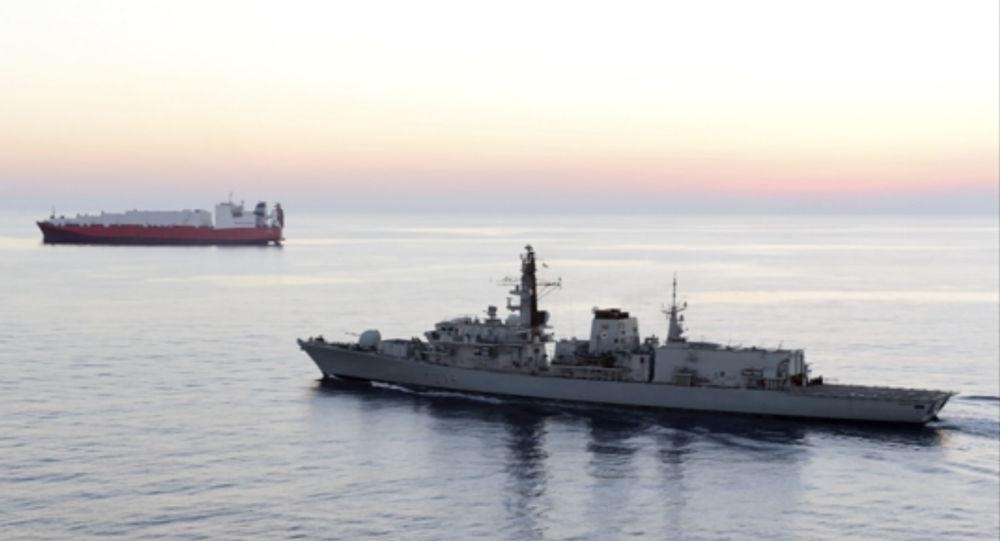 İran İngiltere'ye ait Stena İmpero adlı petrol tankeri serbest bıraktı