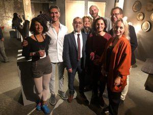 Yunus Emre Institute sponsored the London Design Fair