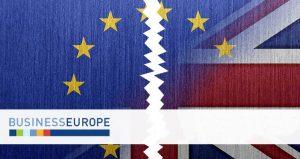 BusinessEurope anlaşmasız Brexit konusunda uyardı