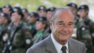 Eski Fransa Cumhurbaşkanı Jacques Chirac hayatını kaybetti