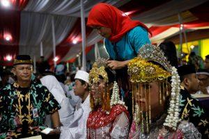 Endonezya'da kadınlar için evlilik yaşı 16'dan 19'a yükseltildi