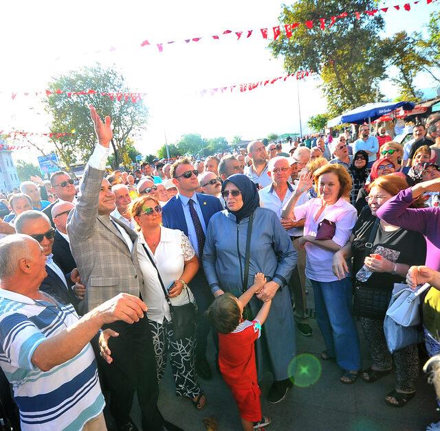 After 12 years Dr Turhan Çömez returned to Turkey