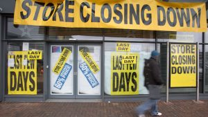 Retailers shut 2,870 stores in the first half of 2019