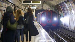 Londra metrosunda cinsel saldırı oranı yüzde 42 arttı