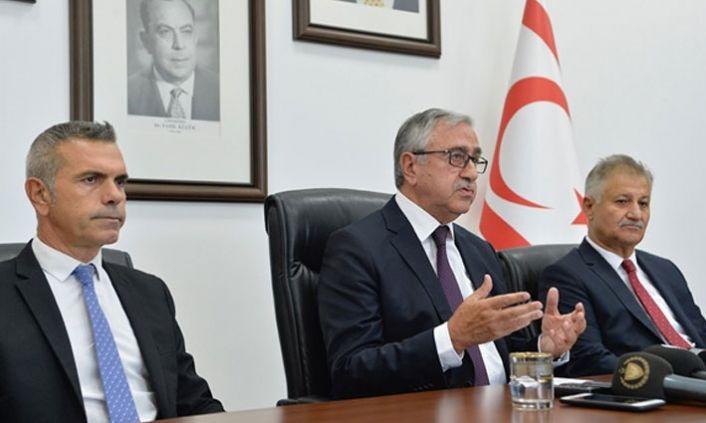 """""""Biz Kıbrıs Türk tarafı olarak ne istediğimizi biliyoruz"""""""