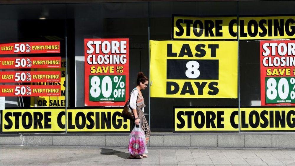 İlk altı ayda 2 bin 868 mağaza kapandı