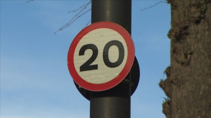 20mph speed limit set for central London roads