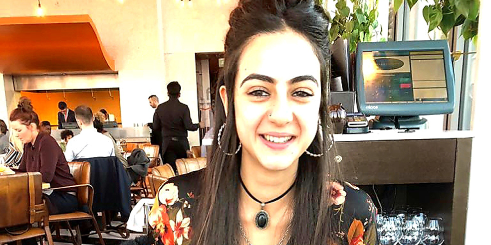 Donor Appeal: Talia Tosun needs your help