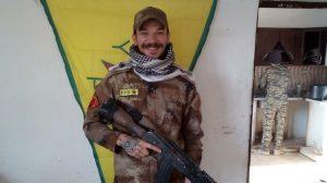 İngiltere'de YPG'li İngiliz'e hapis cezası verildi
