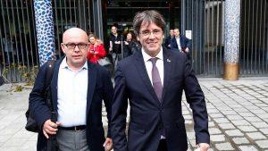 Katalan lider Puigdemont serbest bırakıldı