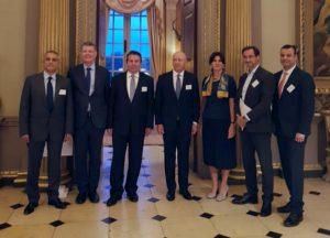 Chatham House-Koç Holding yuvarlak masa toplantısı Londra'da yapıldı