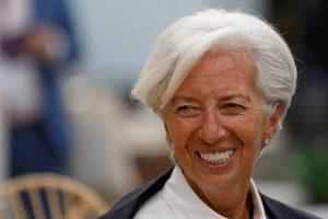 Avrupa Merkez Bankası'nın yeni başkanı Lagarde oldu