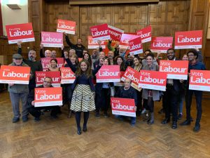 Feryal Demirci selected as Labour's MP candidate for Enfield North