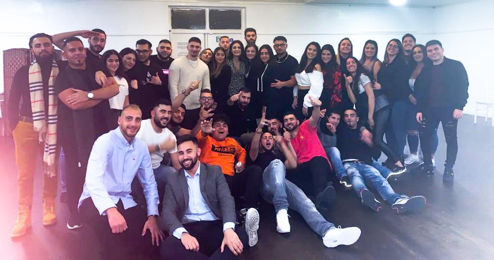 KTGBİ 'Kıbrıs Gençlik Gecesi' gerçekleştirdi