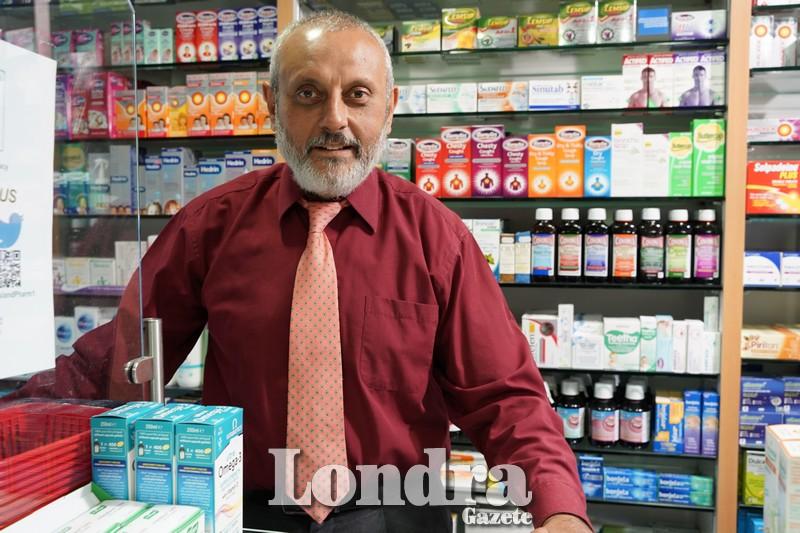 Kingsland Türk Eczanesi ücretsiz grip aşısı yapıyor