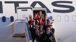Dünyanın en uzun ticari uçuşunun deneme seferi başarılı geçti