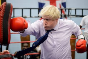 """""""Johnson Parlamento'da gerilla savaşına girişecek"""""""