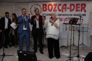 Bozca-Der celebrated its 11th Solidarity Night