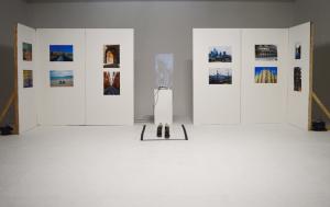 Emel Ozturk showcase her first exhibition