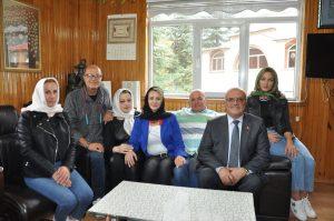 İngiltere'de Müslüman olan 8 kişi Konya'da eğitim alacak