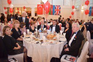 İngiltere Türk Dernekleri Federasyonu 'Cumhuriyet Balosu' düzenleyecek