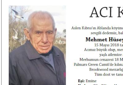 Mehmet Hüseyin (Mulla)