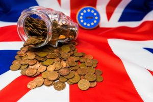 İngiltere'nin kamu borcu yükselişte