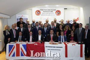 """TTFF """"2019-2020 Sponsorlar Gecesi"""" yoğun katılımla gerçekleşti"""
