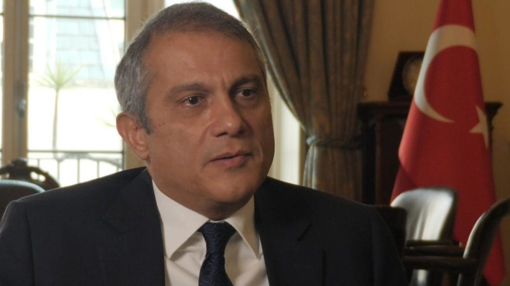 Ambassador Ümit Yalçın on Operation Peace Spring
